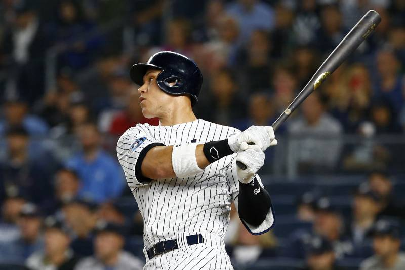 aaron judge salary 2020