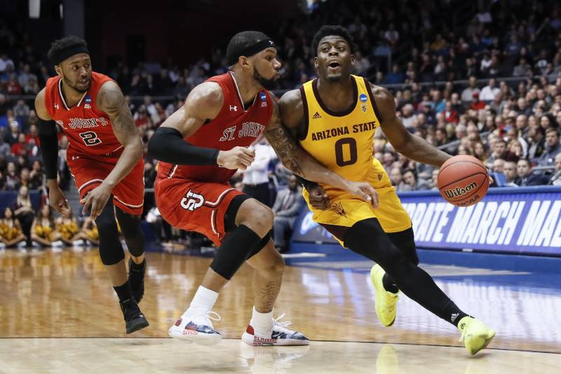 2bf98e1e71b NCAA Bracket 2019: Updated Schedule and Predictions After Wednesday ...