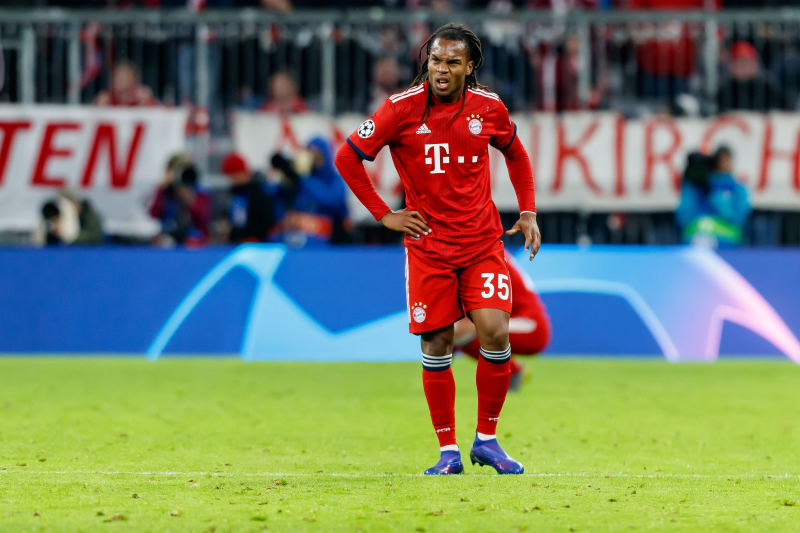 Renato Sanches Says He's 'Not Happy' at Bayern Munich, Considering a Transfer