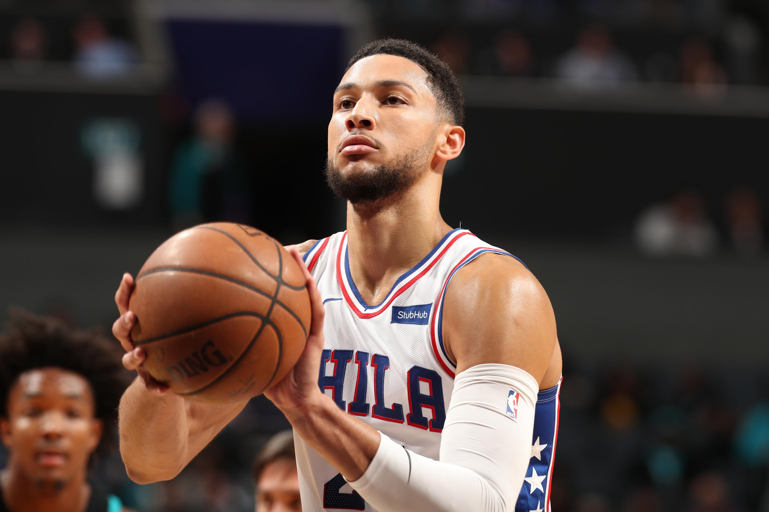 Stephen A. Smith  Ben Simmons Will Cost 76ers NBA Title If He Can t Shoot  Jumper  5a814adf1