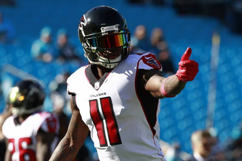 info for b00f0 c55eb Julio Jones Could, and Should, Be the NFL's Highest-Paid ...