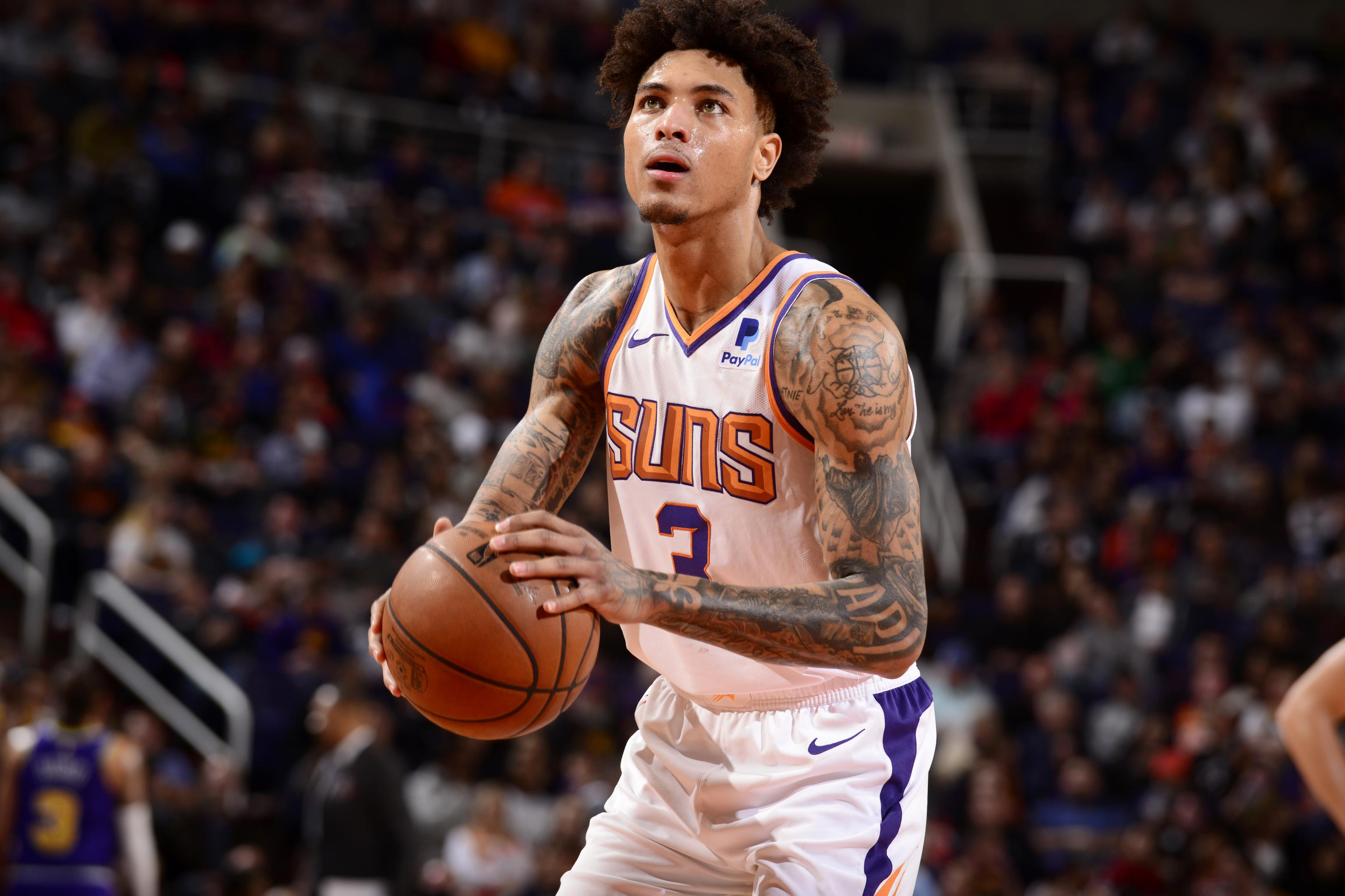 Report: Suns' Kelly Oubre Jr. Will Undergo Season-Ending Surgery ...