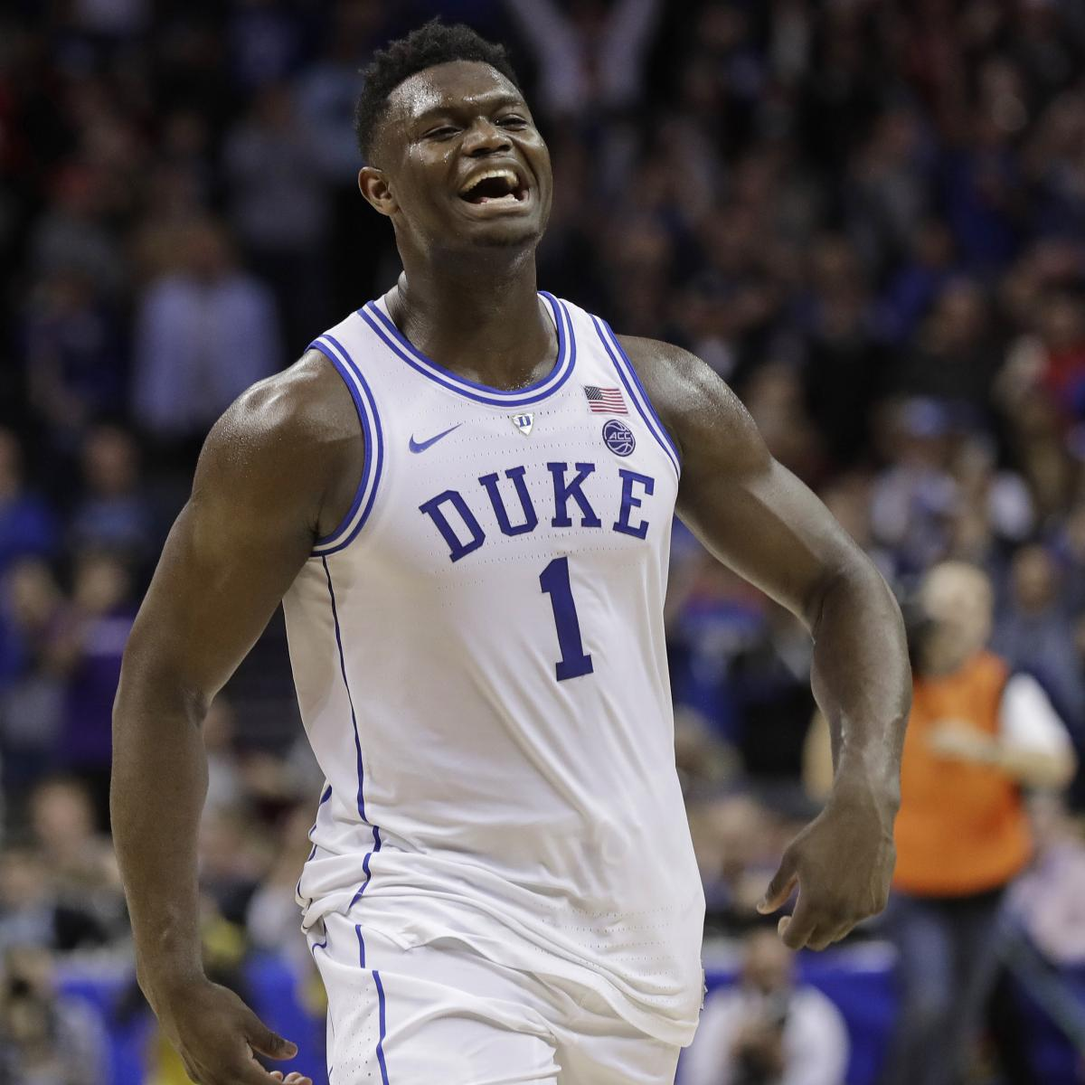 Zion Williamson Says He'd Love to Play for Knicks If They ...