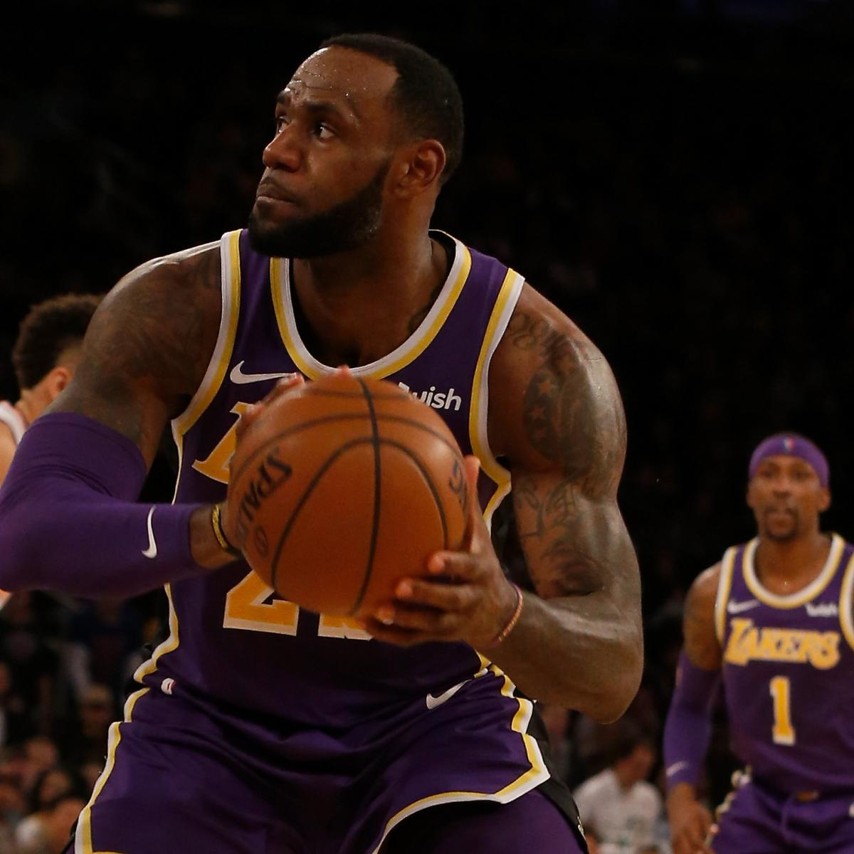 NBA Free Agents 2019: Top Rumors, Speculation and ...