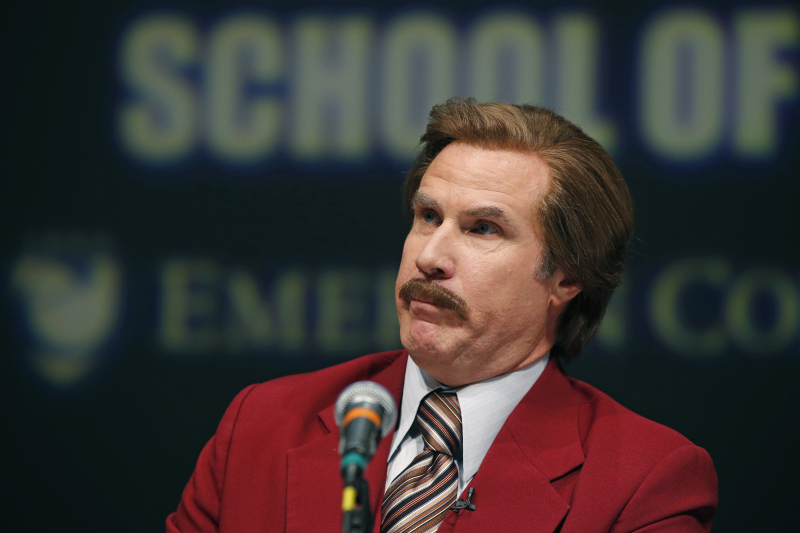 Anchorman 2 celebrity appearances in chicago