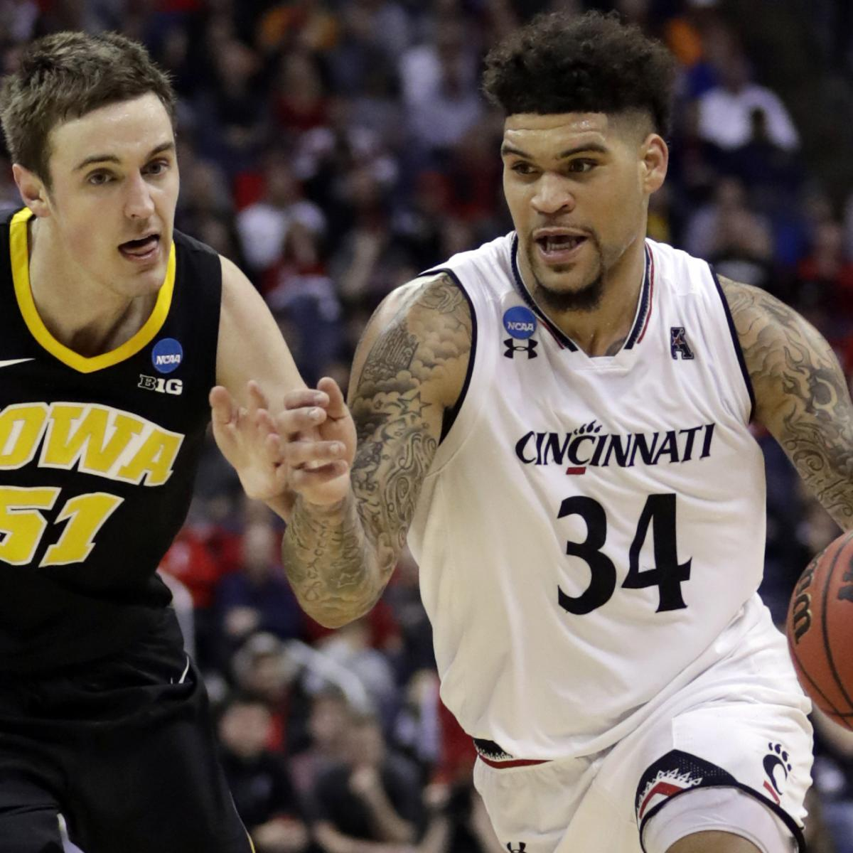 NCAA Tournament 2019: Friday's 1st-Round Scores, Updated ...