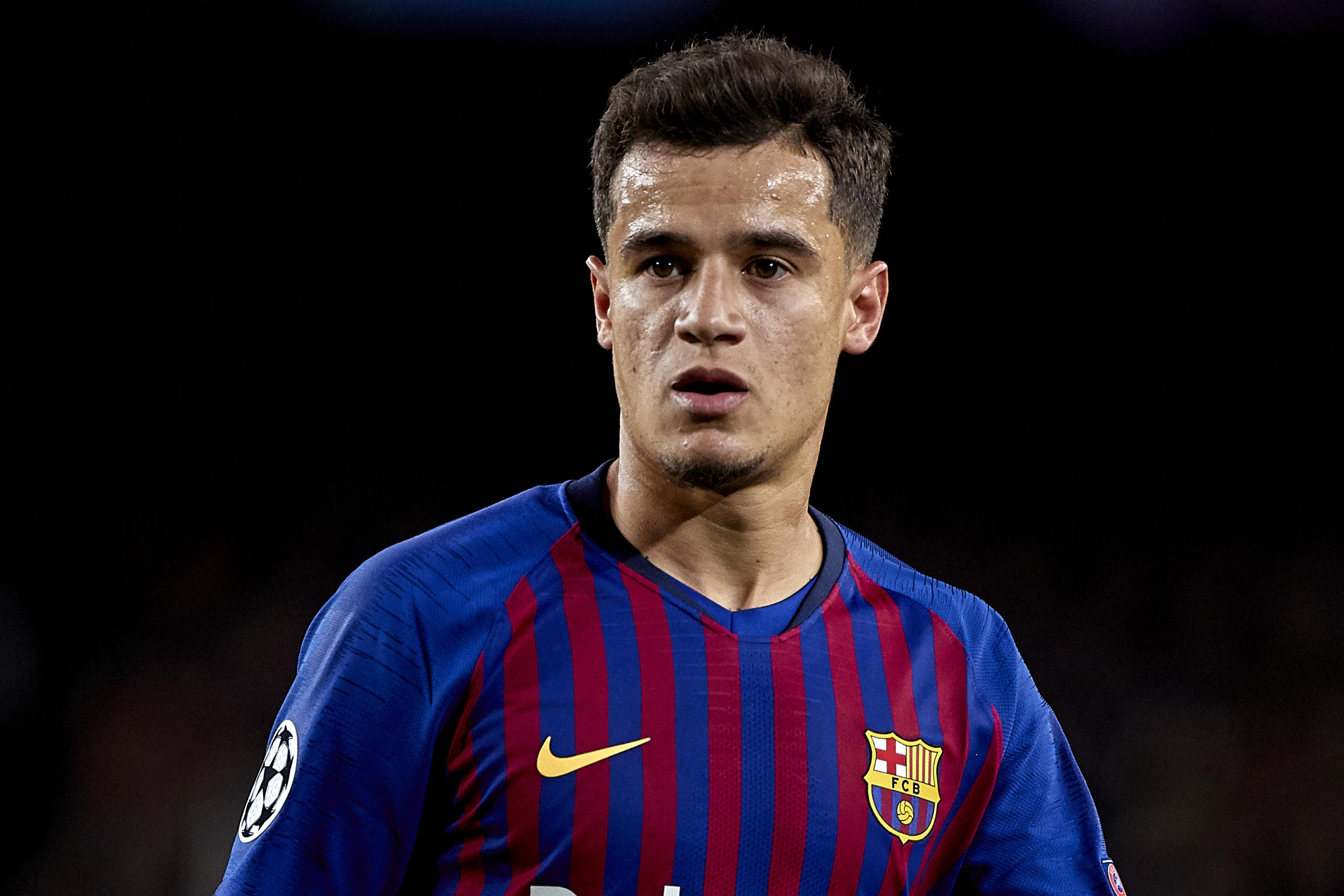 super popular a95ce bb180 Report: Barcelona Open to Philippe Coutinho £90M Sale Amid ...