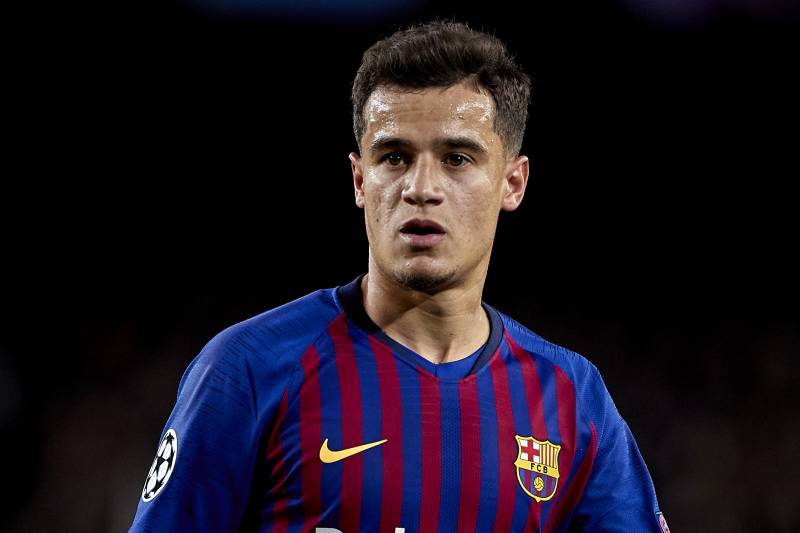 0cd170bab Report  Barcelona Open to Philippe Coutinho £90M Sale Amid Man ...