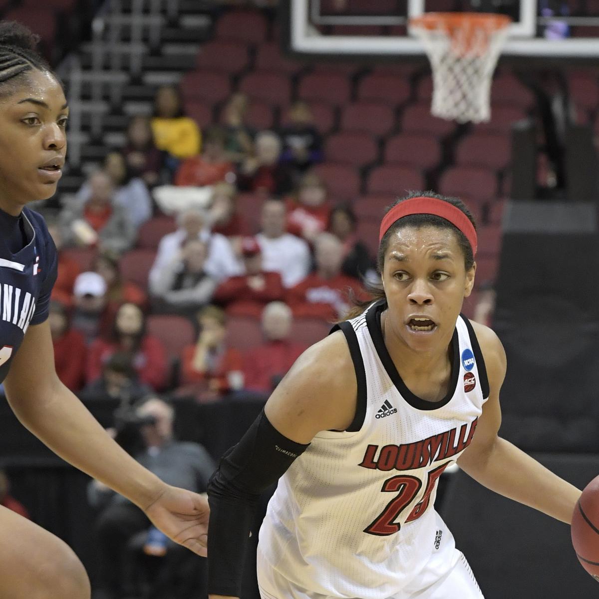 NCAA Women's Basketball Tournament 2019: Friday Scores ...