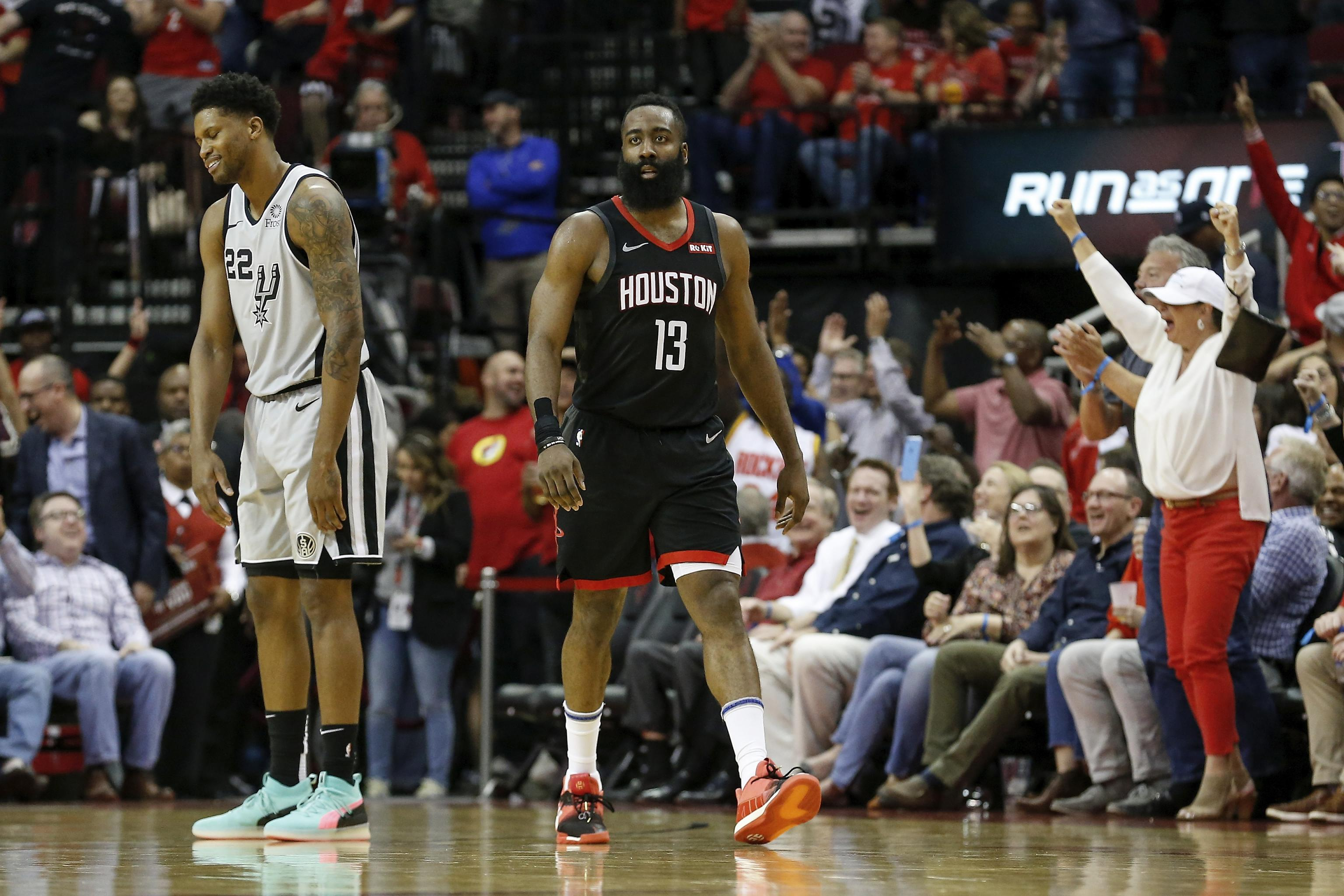 b2a3f3786be9 Mike D Antoni  James Harden s 61 Points vs. Spurs  One of Best Performances