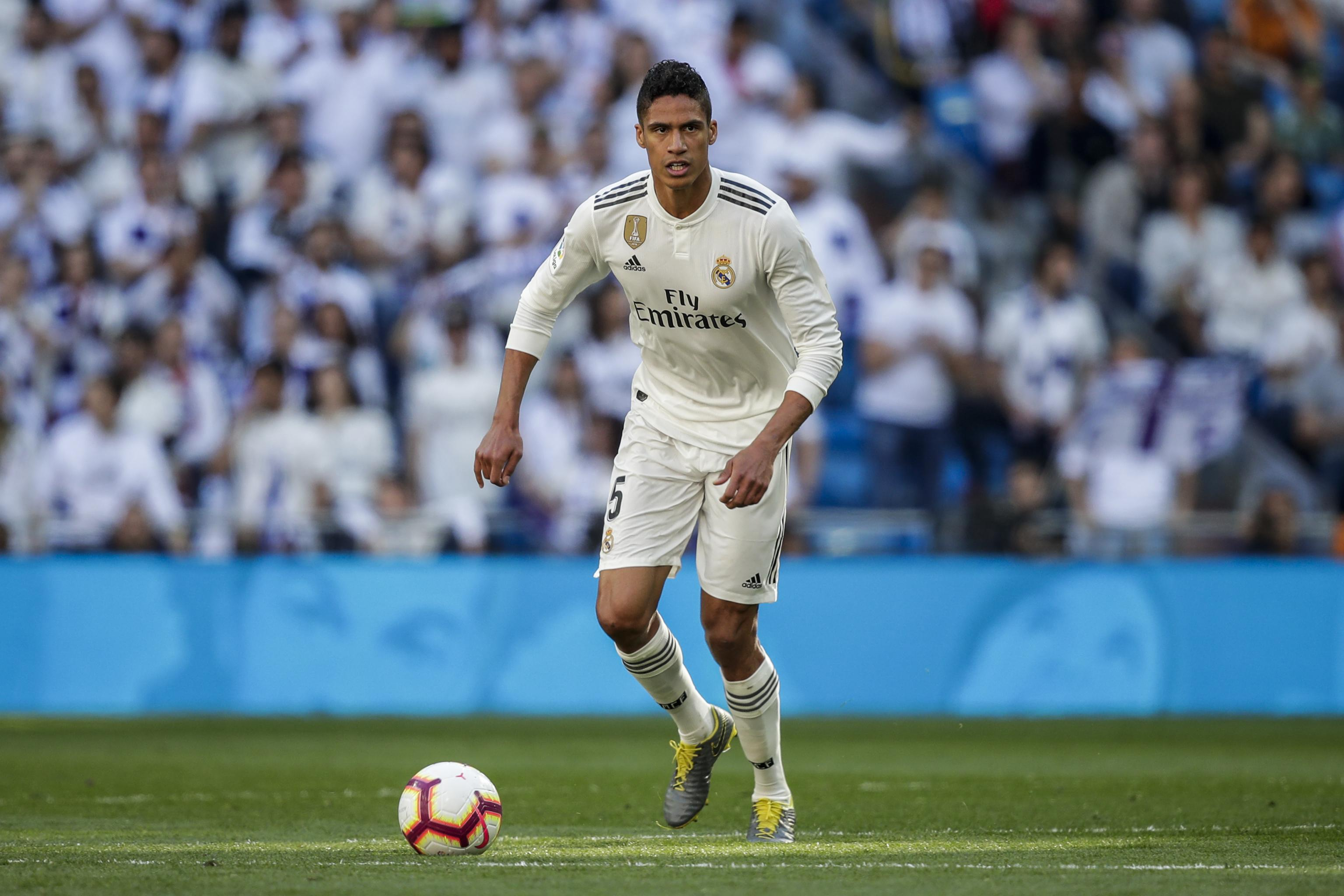 Raphael Varane Denies He Is Unhappy at Real Madrid Amid Transfer Rumours |  Bleacher Report | Latest News, Videos and Highlights