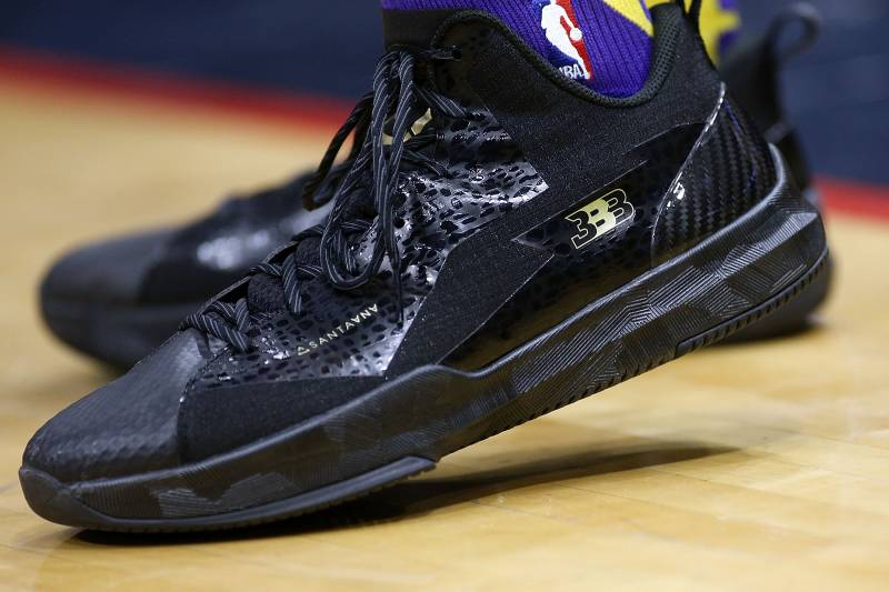 f09ef3b9474 Lakers Asked Lonzo Ball If Big Baller Brand Shoes Were Cause of Ankle  Injuries