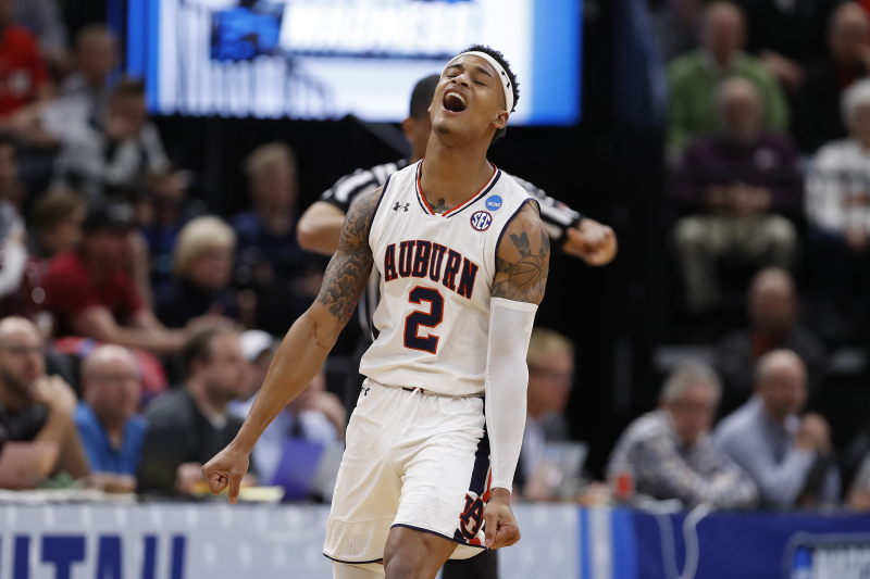 Beware of the Tigers: Auburn Is the Hottest Team in the 2019 NCAA Tournament