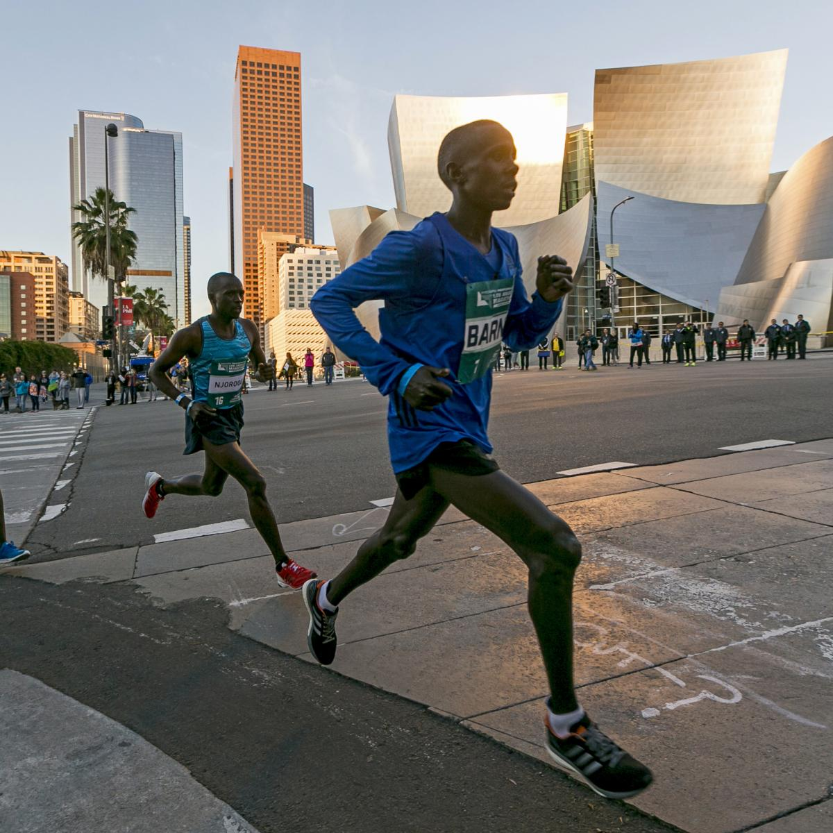 See the full Los Angeles Marathon results