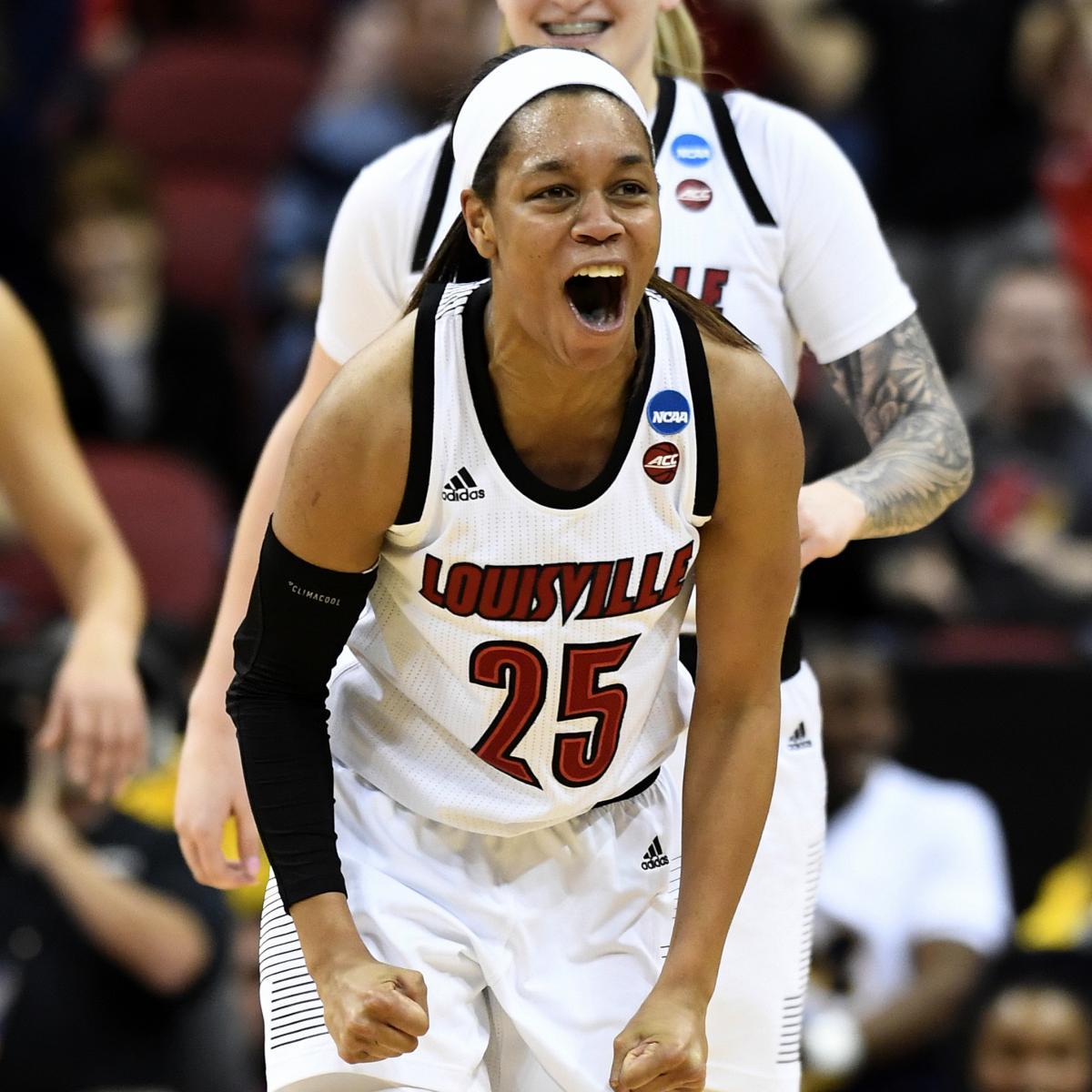 NCAA Women's Basketball Tournament 2019: Sunday Scores and ...