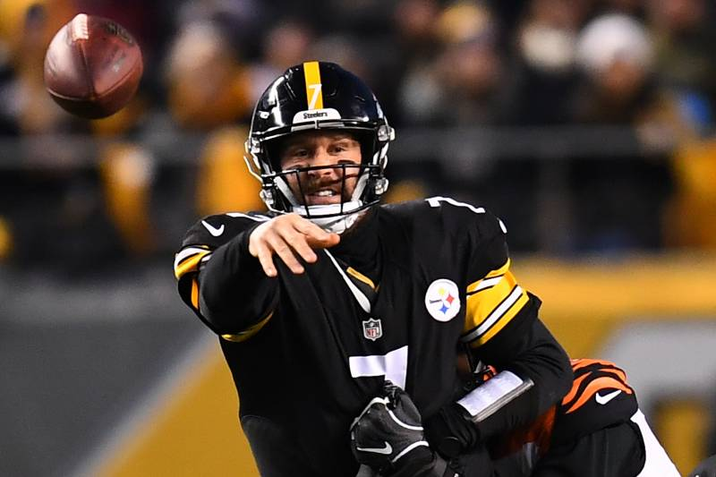 official photos a264e 50d71 Ben Roethlisberger, Steelers' 'Significant' New Contract ...