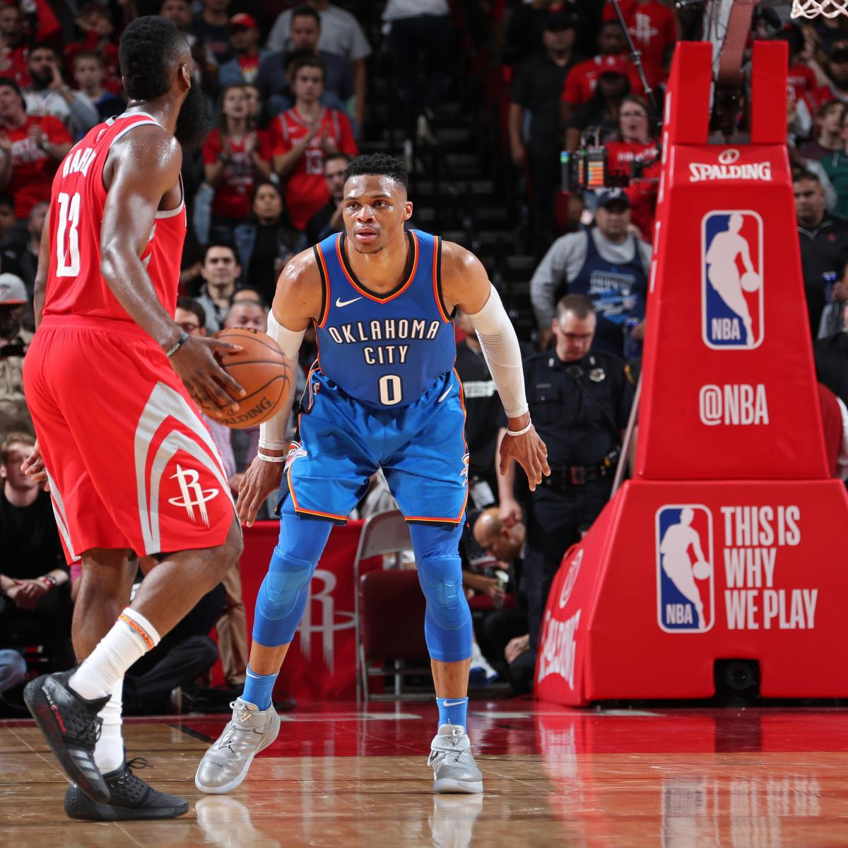 NBA Playoff Picture 2019: Reviewing Latest Bracket