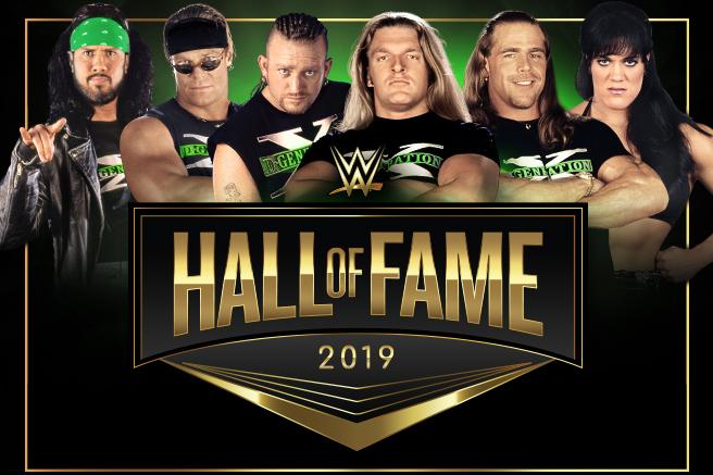 wwe hall of fame 2020 time