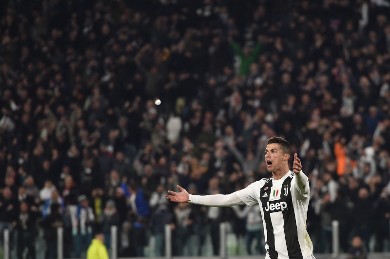 Alessandro Del Piero Thinks Juventus Can Win UCL with Cristiano Ronaldo