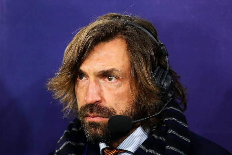 22e226a94 Andrea Pirlo  Juventus Can  Physically Destroy  Ajax and Win Champions  League