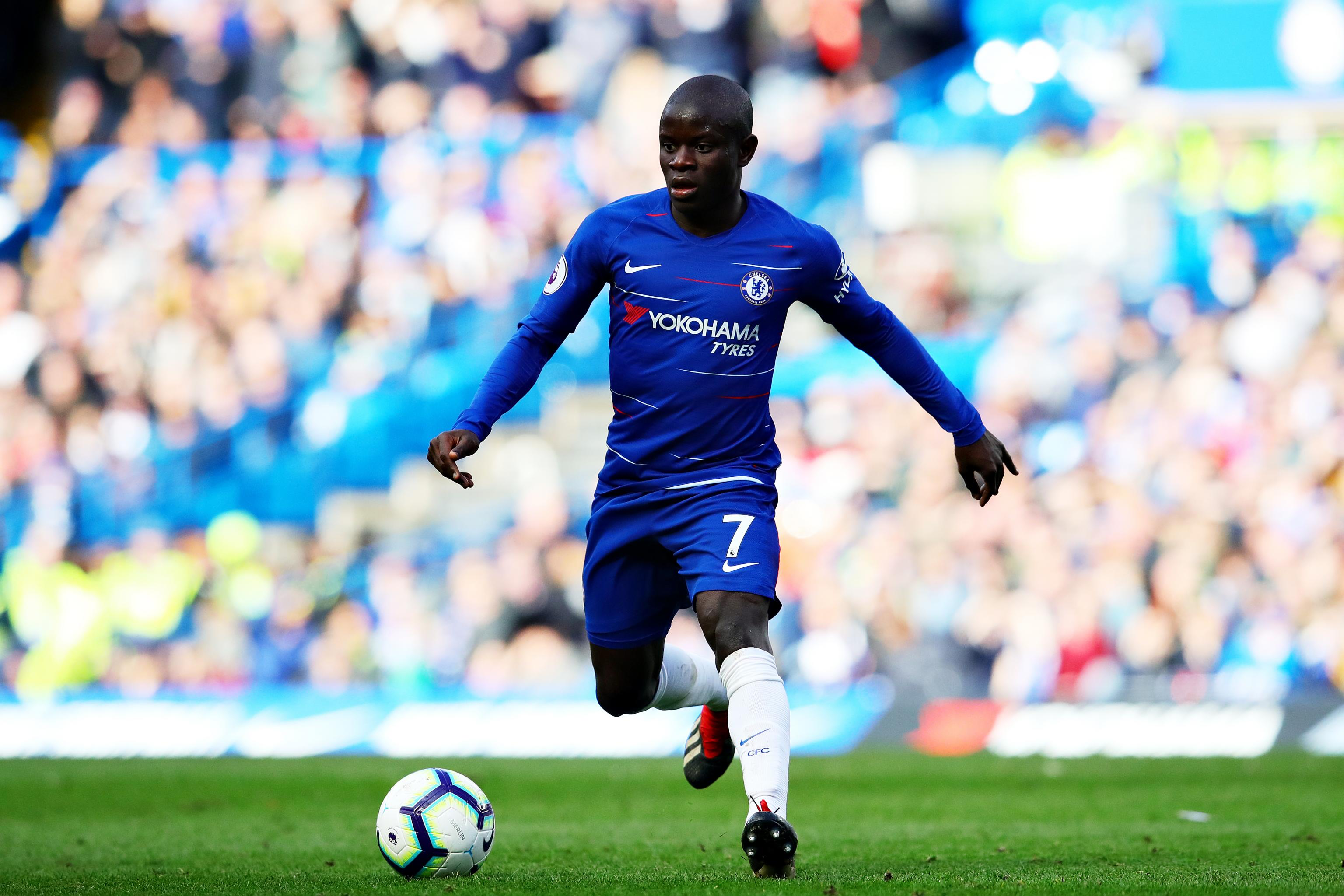 N'Golo Kante 'Focused' on Chelsea, Says Real Madrid Rumours Are 'Not  Important' | Bleacher Report | Latest News, Videos and Highlights