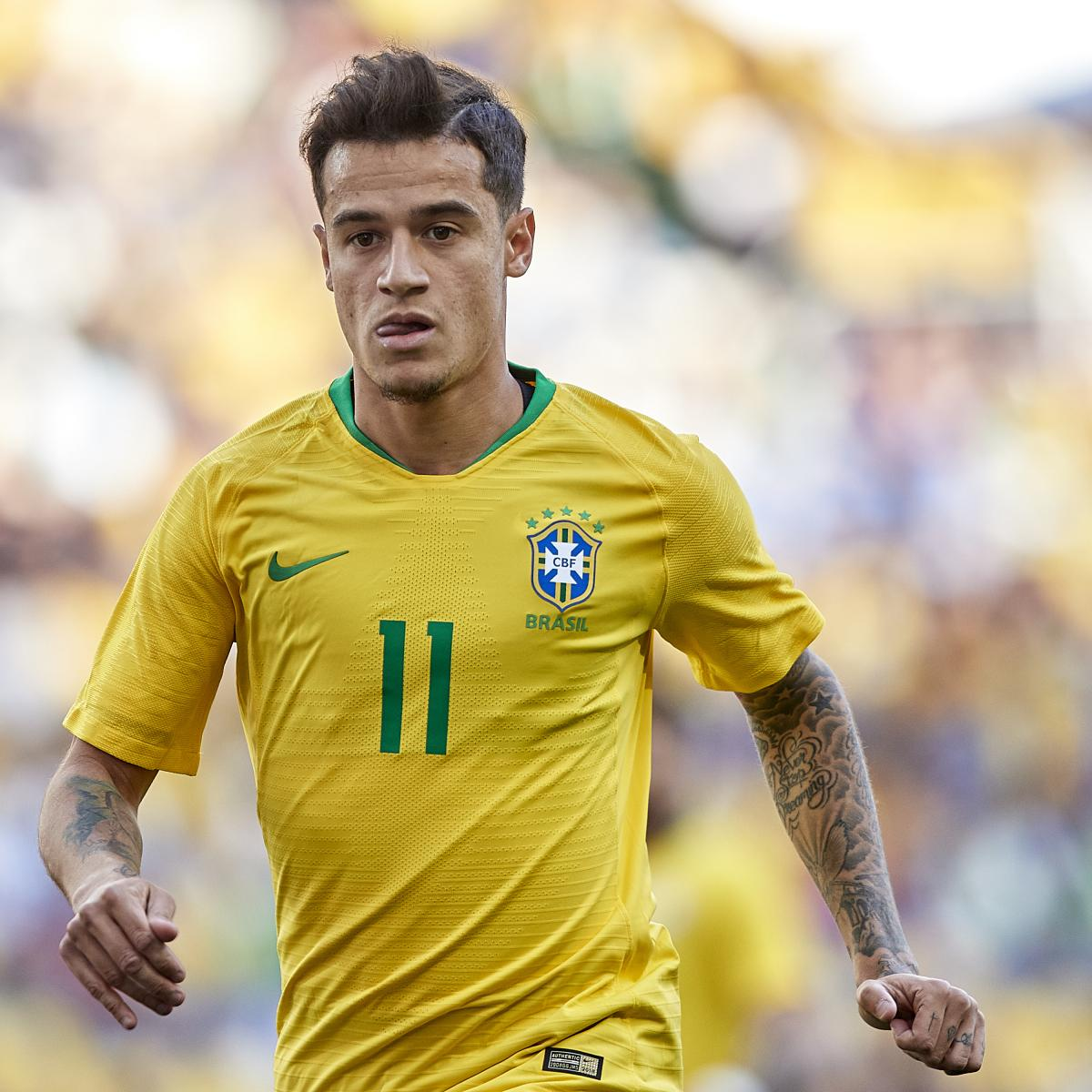 Champions League 2019 Live Stream Odds For Tuesday S: Czech Republic Vs. Brazil: 2019 Friendly Odds, Time, Live