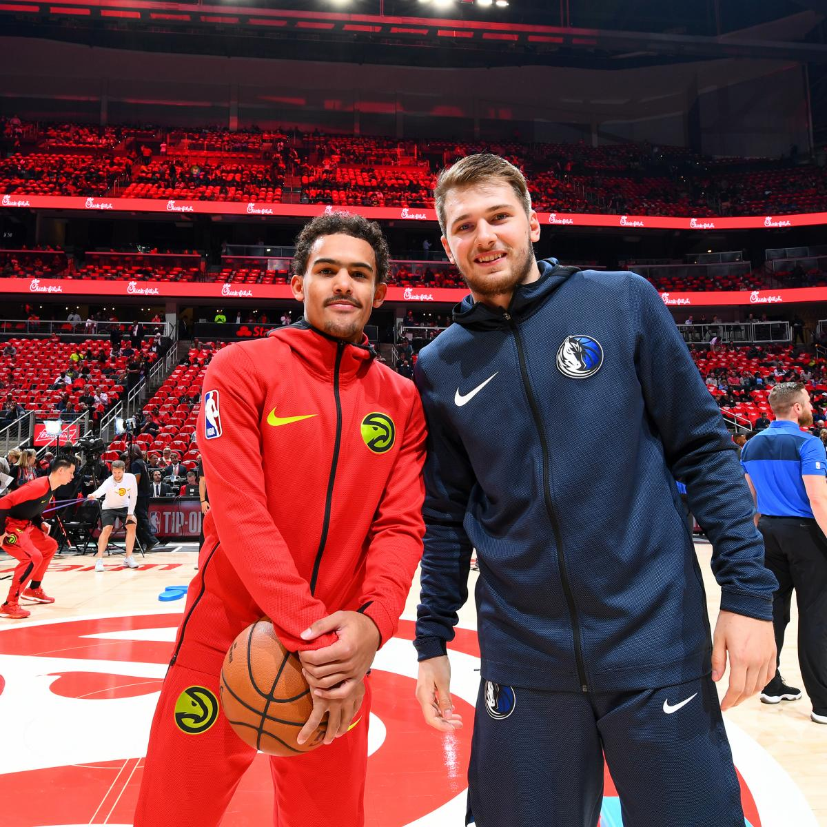 Nba Rookie Award Predictions For 2018 19 Season: Everyone Thought Luka Doncic Was NBA's Best Rookie, Then