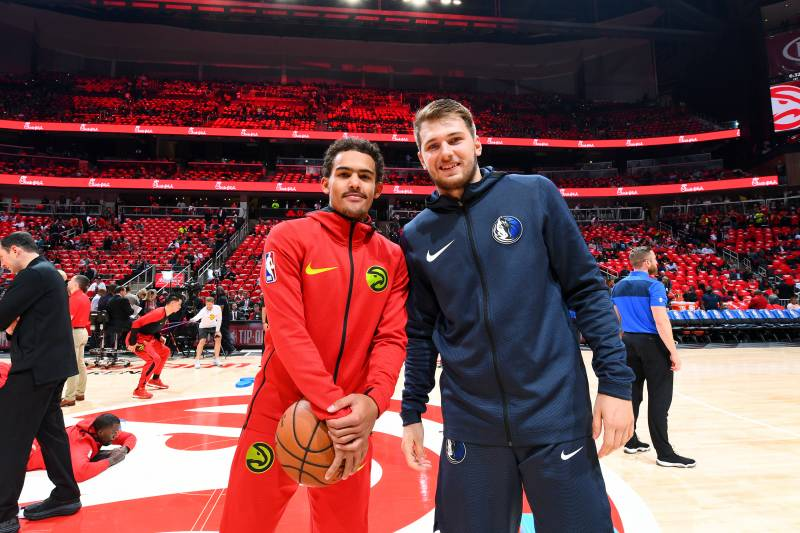 Everyone Thought Luka Doncic Was Nba S Best Rookie Then