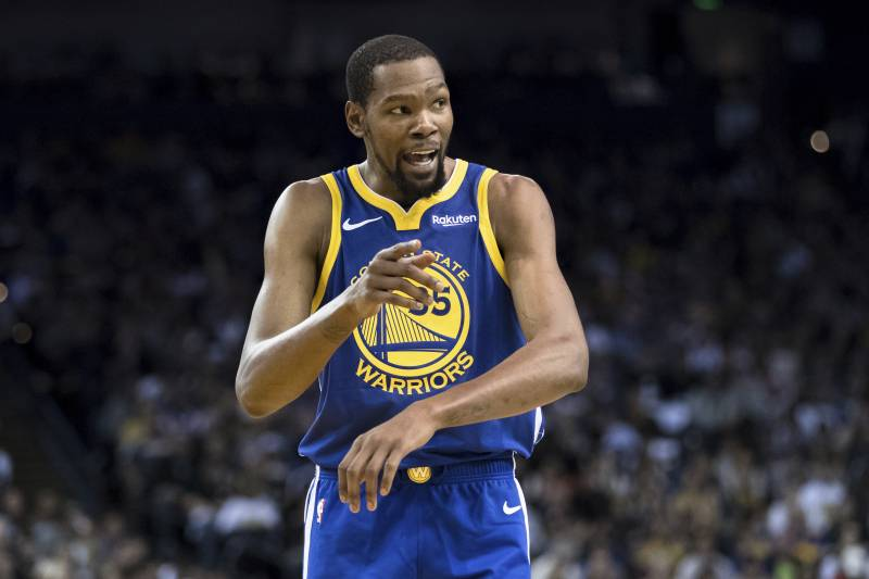 e92eb16dd69 Kevin Durant will have multiple employment options at the start of free  agency.