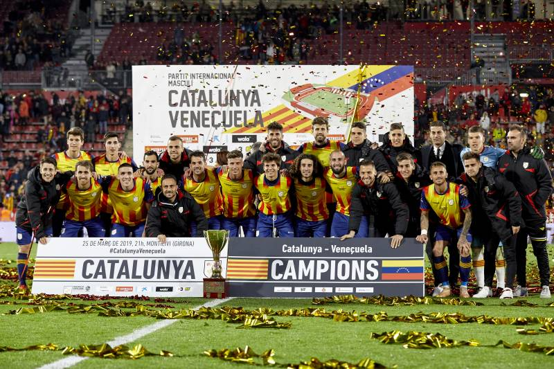 More Than 'A Barbecue Team': The Catalan Football Team's Long