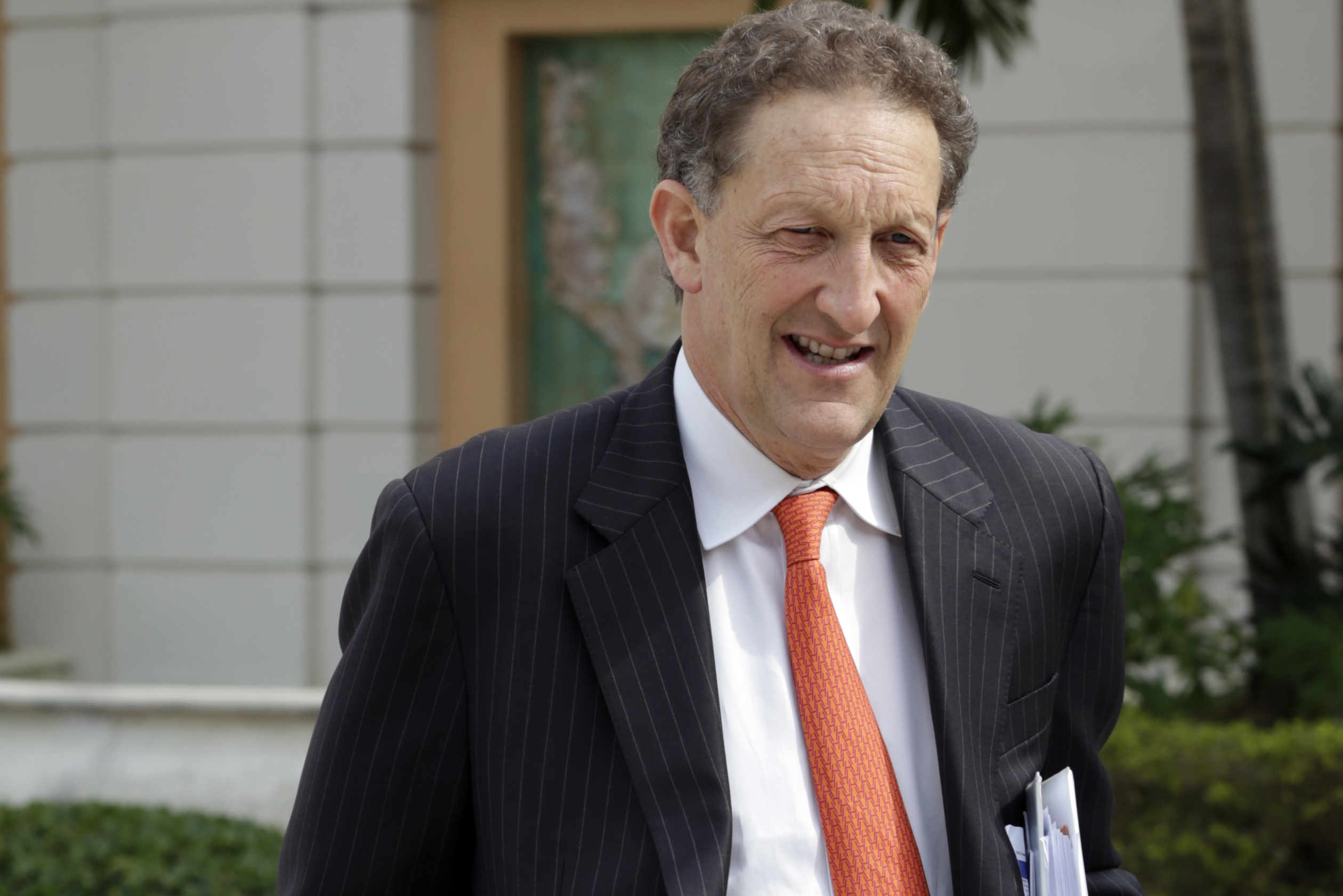 Larry Baer Suspended Through July 1 By Mlb After Knocking Wife
