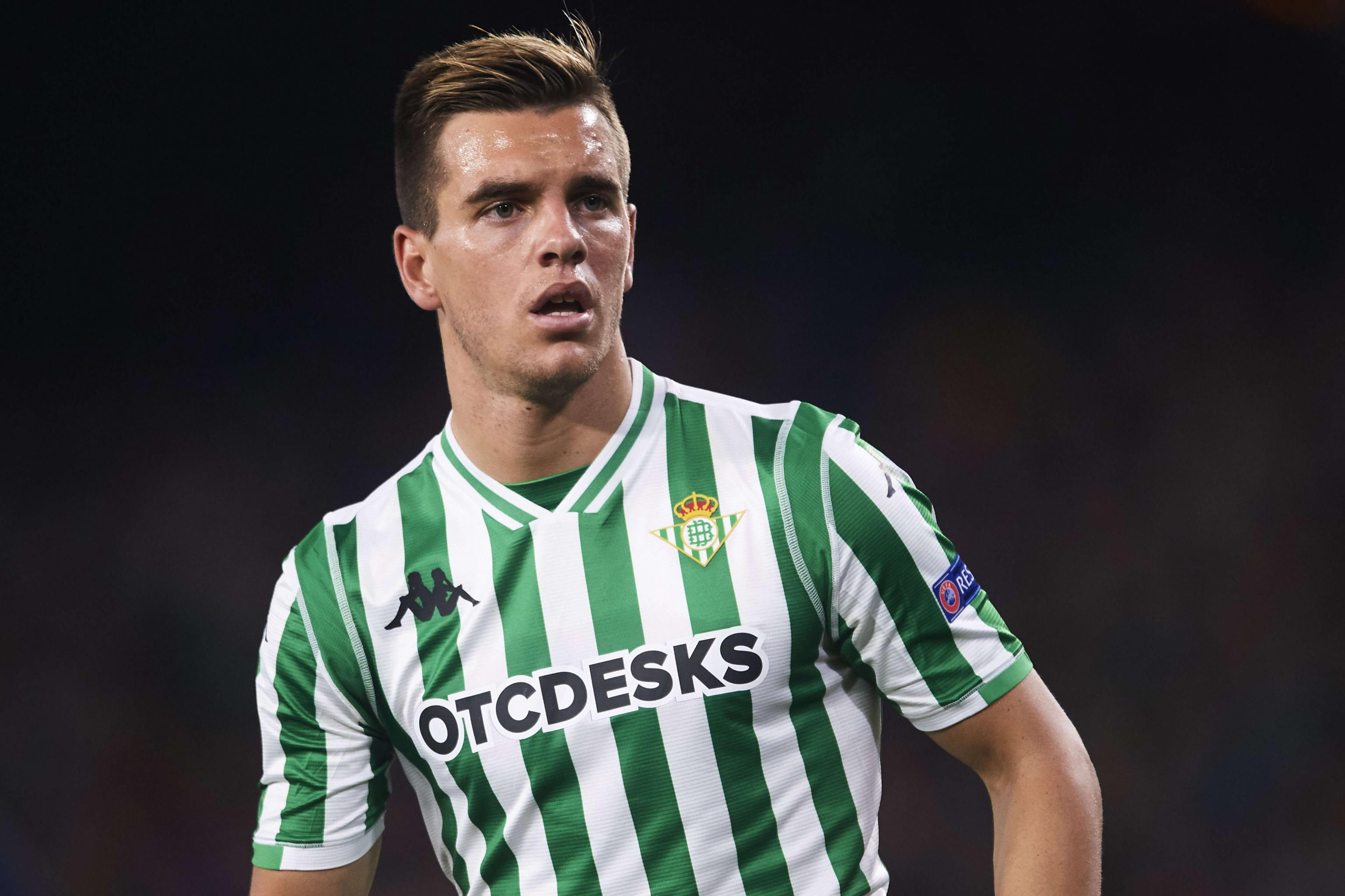 online retailer 5a882 d84dd Giovani Lo Celso Says He's Not Fazed by Real Madrid ...