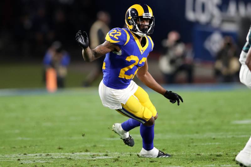0e2d30a6 Sean McVay: Rams 'Absolutely' Want to Sign Marcus Peters to Contract ...