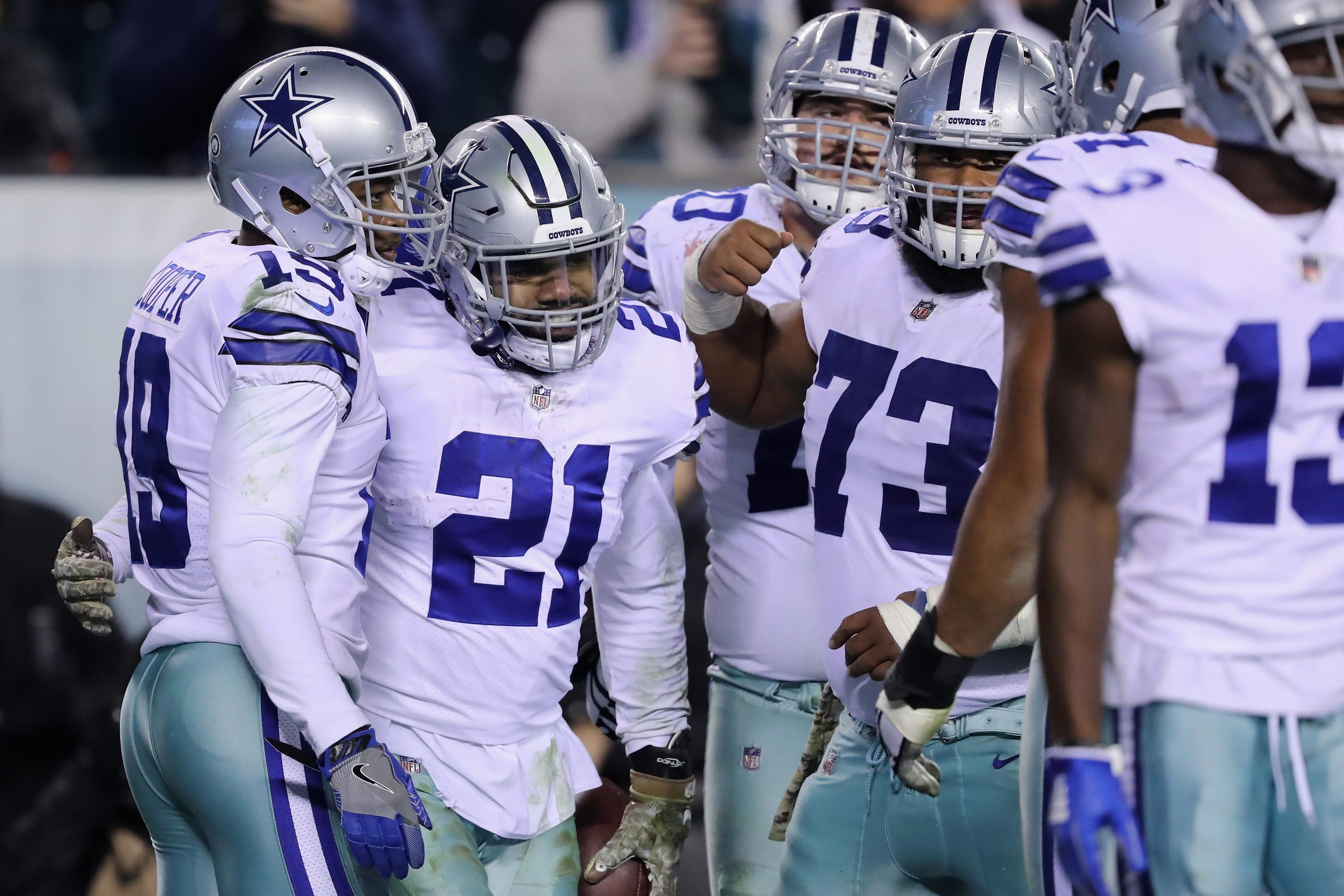 2019 Dallas Cowboys Schedule: Full Listing of Dates, Times