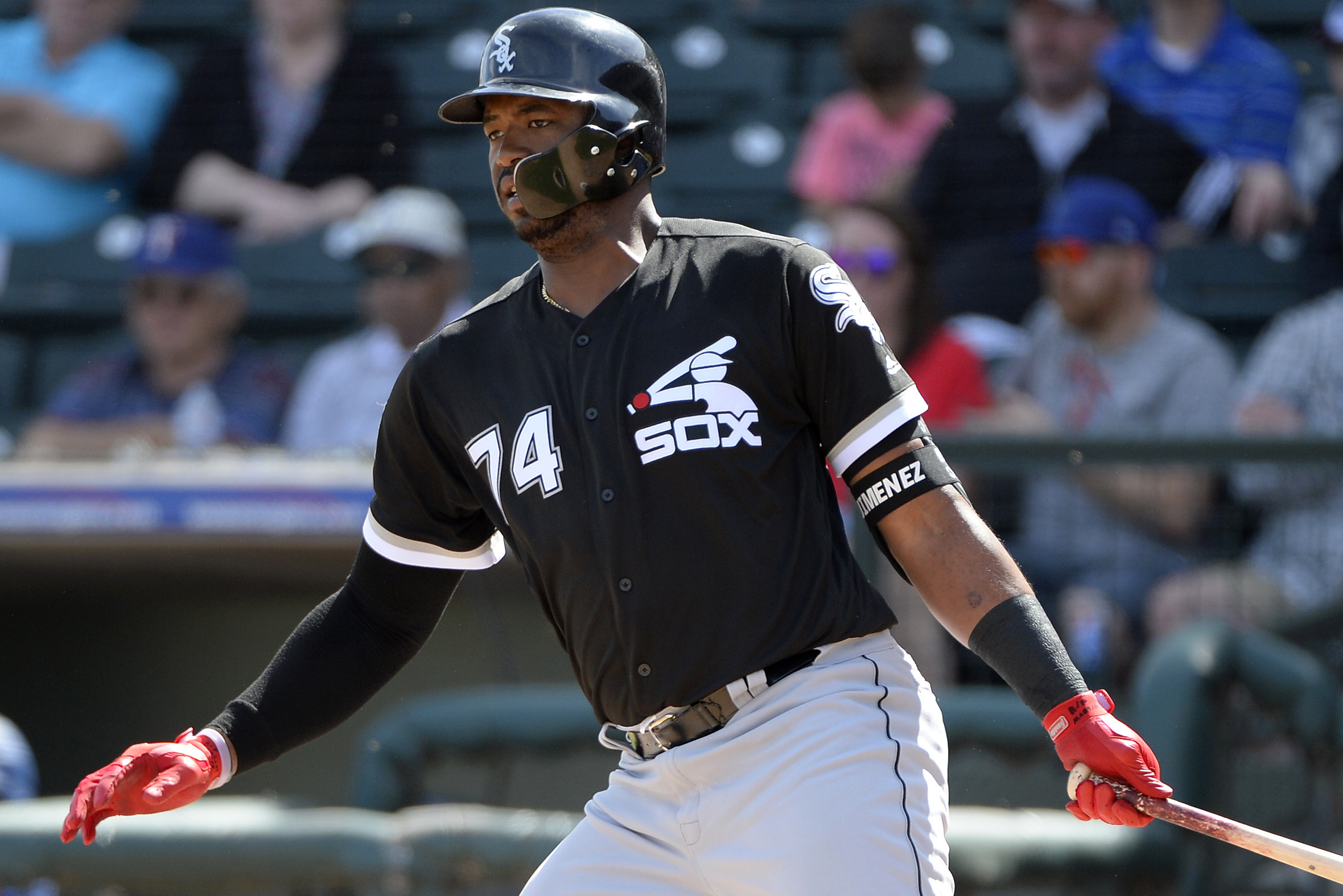 Star Prospect Eloy Jimenez Makes White Sox Roster After Signing ...