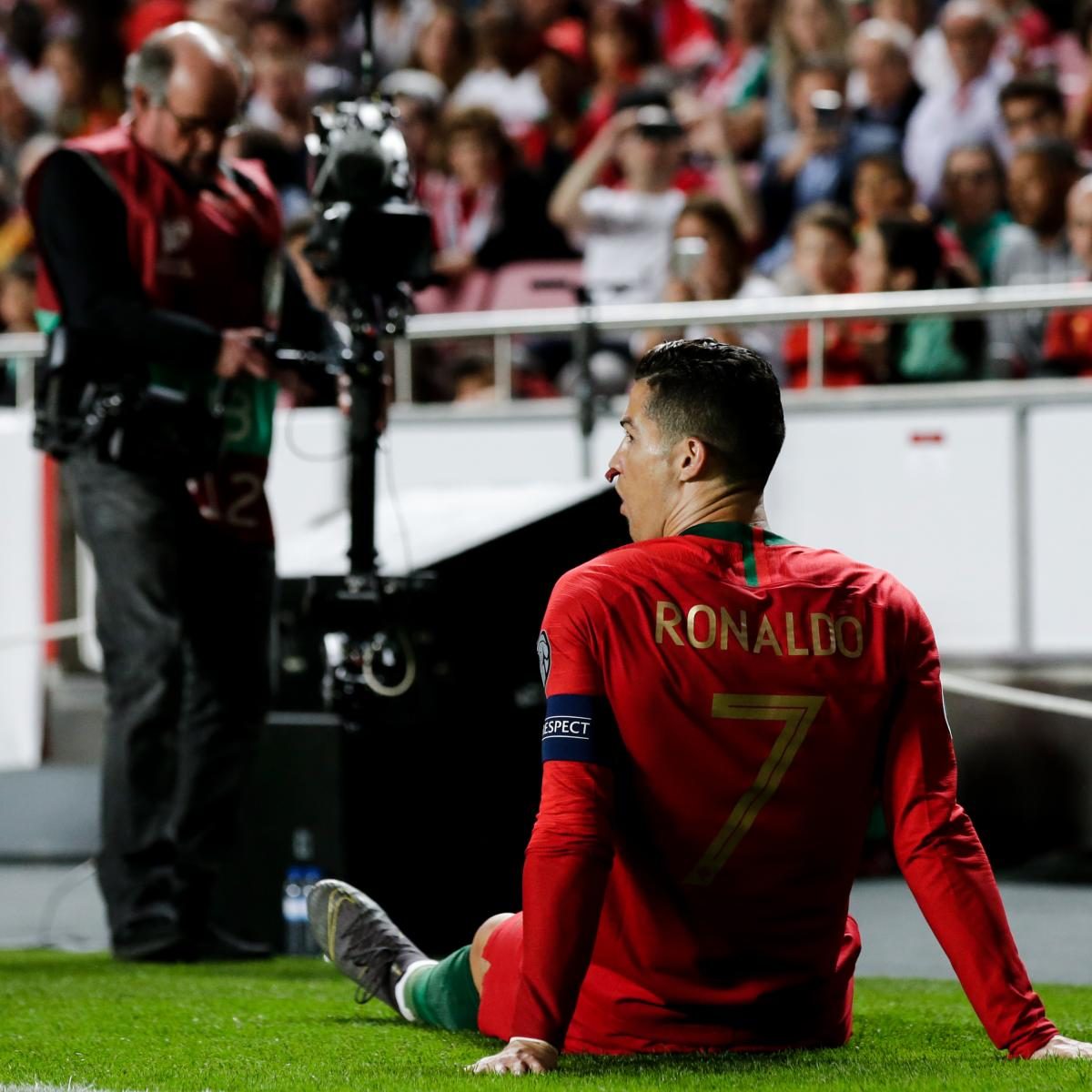 Cristiano Ronaldo will reportedly miss three games for Juventus after picking up a thigh injury while on international duty...