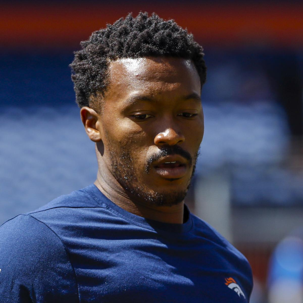 Demaryius Thomas Pleads Guilty To Careless Driving