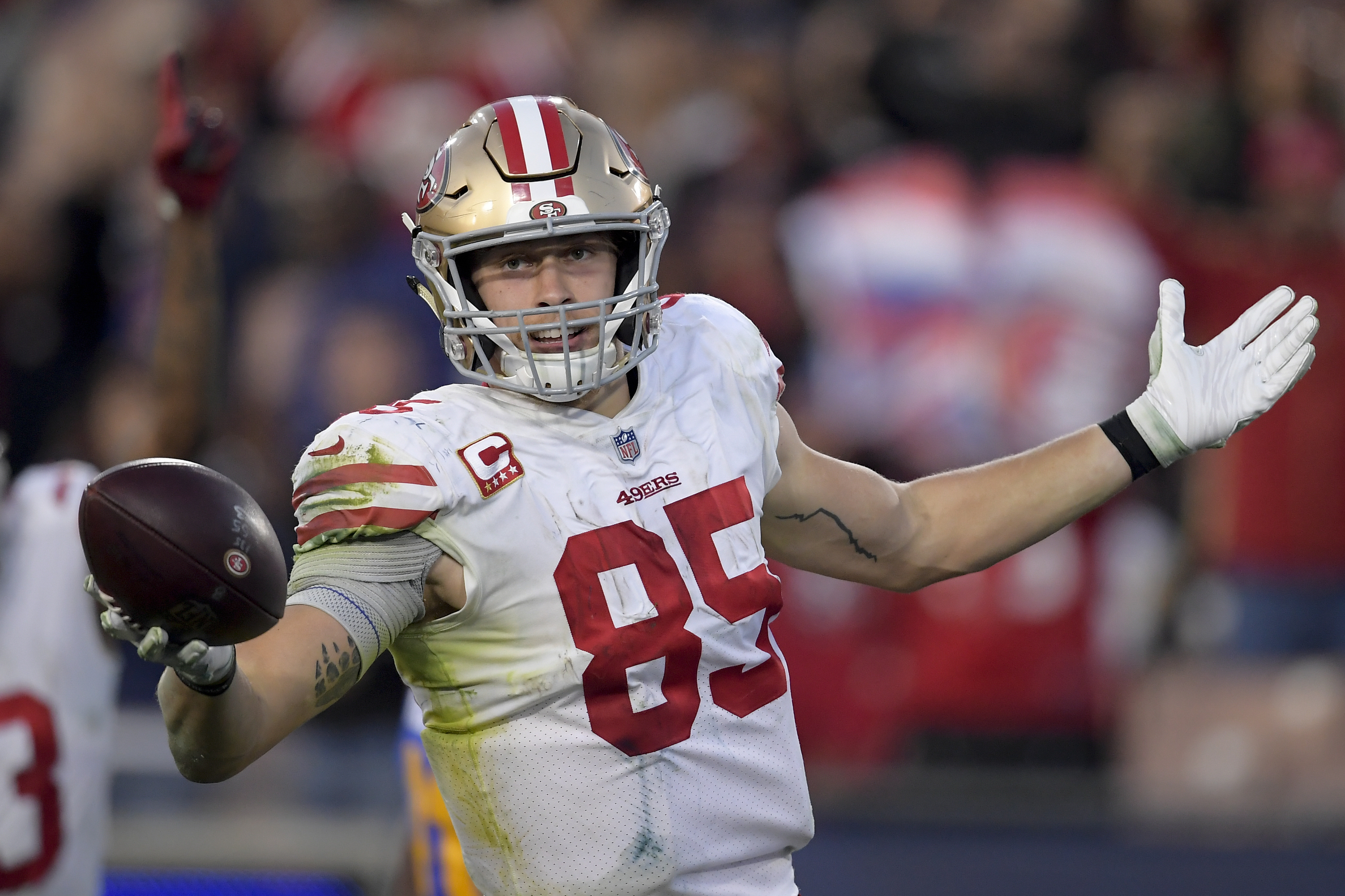 58da54e4 2019 San Francisco 49ers Schedule: Full Listing of Dates, Times and TV Info    Bleacher Report   Latest News, Videos and Highlights