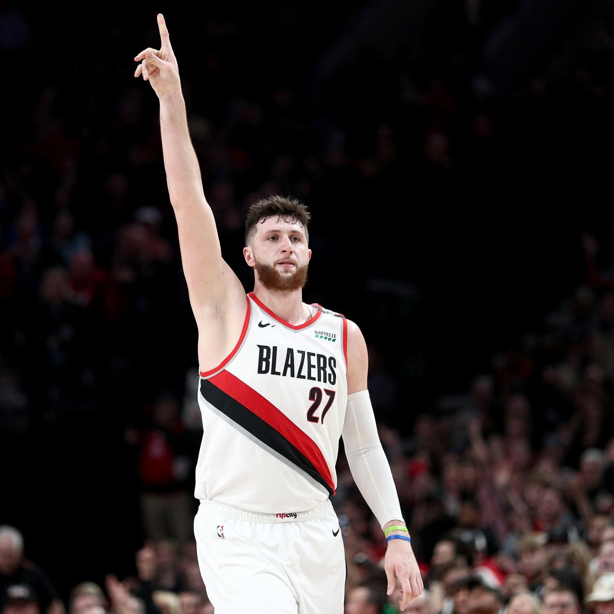 Jusuf Nurkic Injury Could Have Far-Reaching Implications
