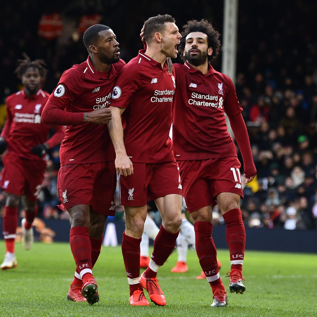 Liverpool Vs. Tottenham: Early Odds And Prediction For