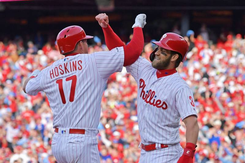 Phillies Loaded Offense Will Be About A Lot More Than Bryce