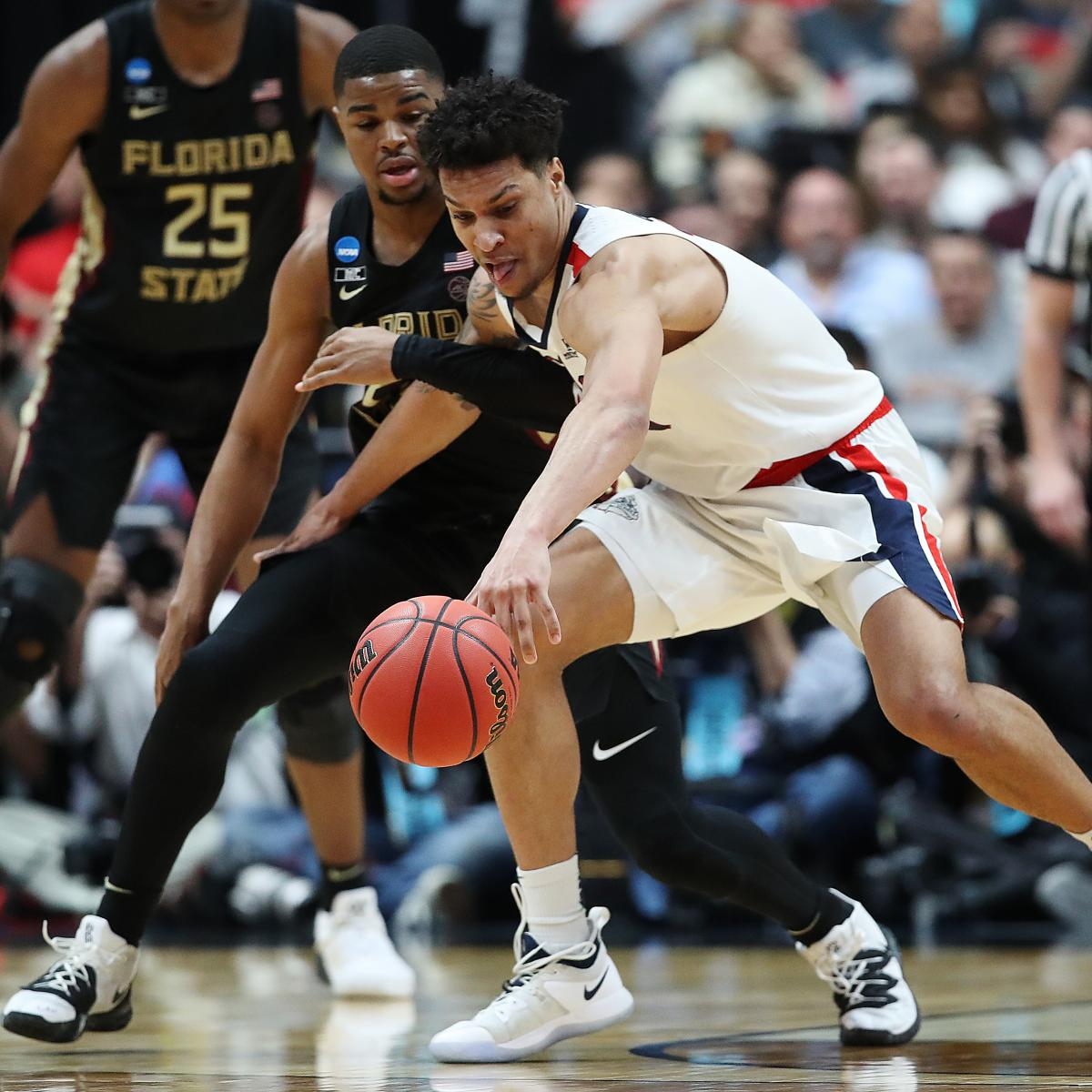 NCAA Scores 2019: Tournament Results Tracker for Thursday ...