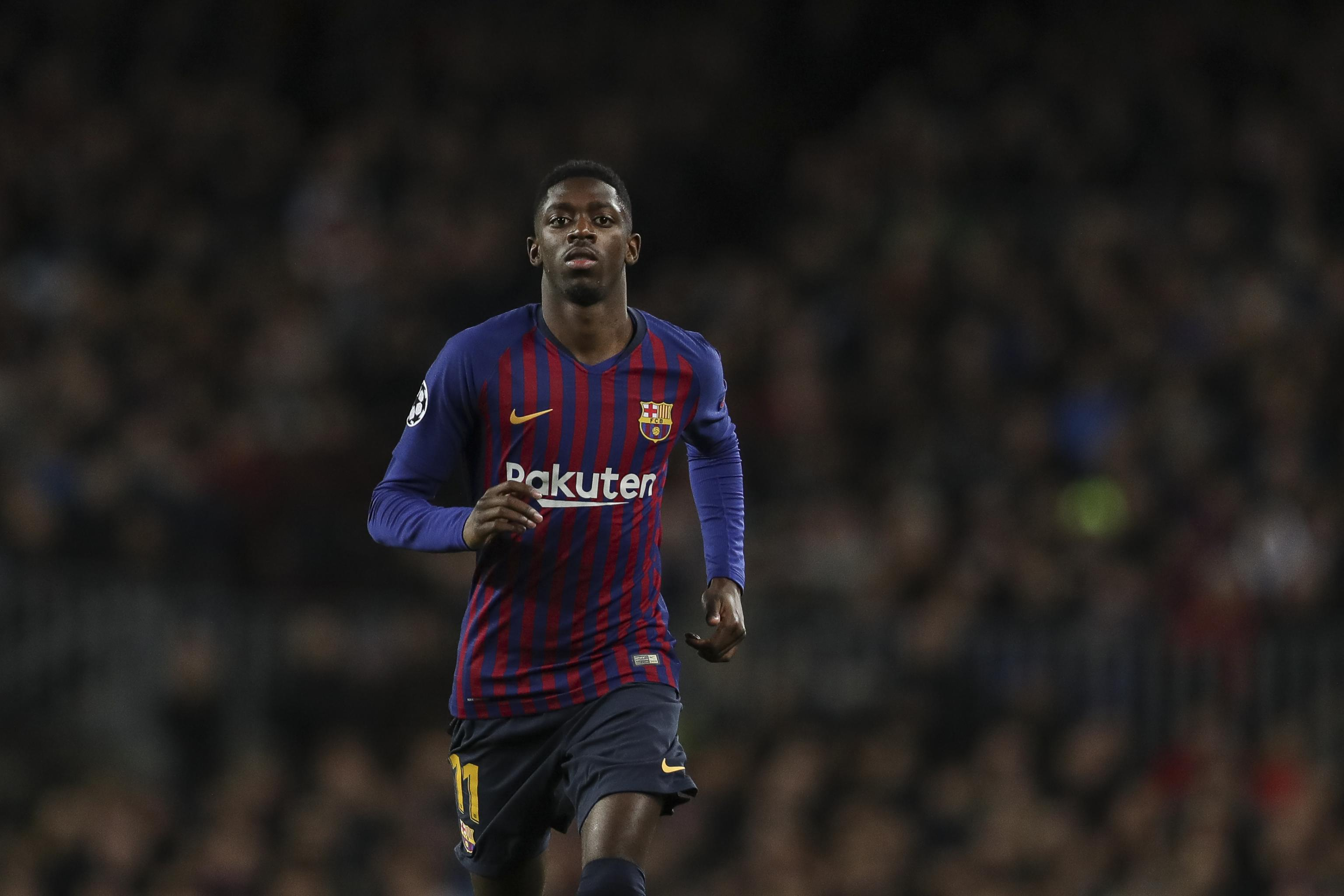 reputable site 6bfc7 858f7 Report: Barcelona 'Confident' Ousmane Dembele Will Be Fit ...