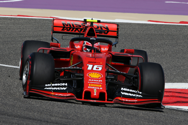Bahrain F1 Grand Prix 2019 Qualifying: Results, Times from Friday's Practice