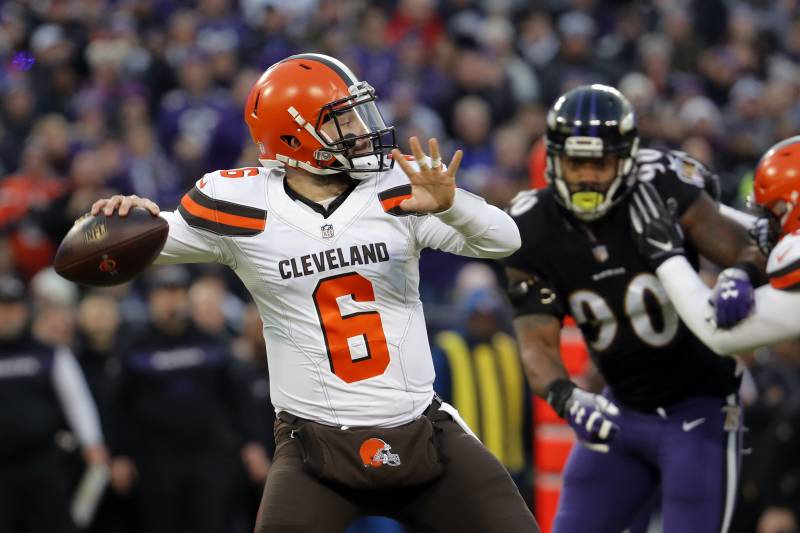 buy online 15ce3 7b1c5 Could the Cleveland Browns Actually Be a Record-Setting NFL ...