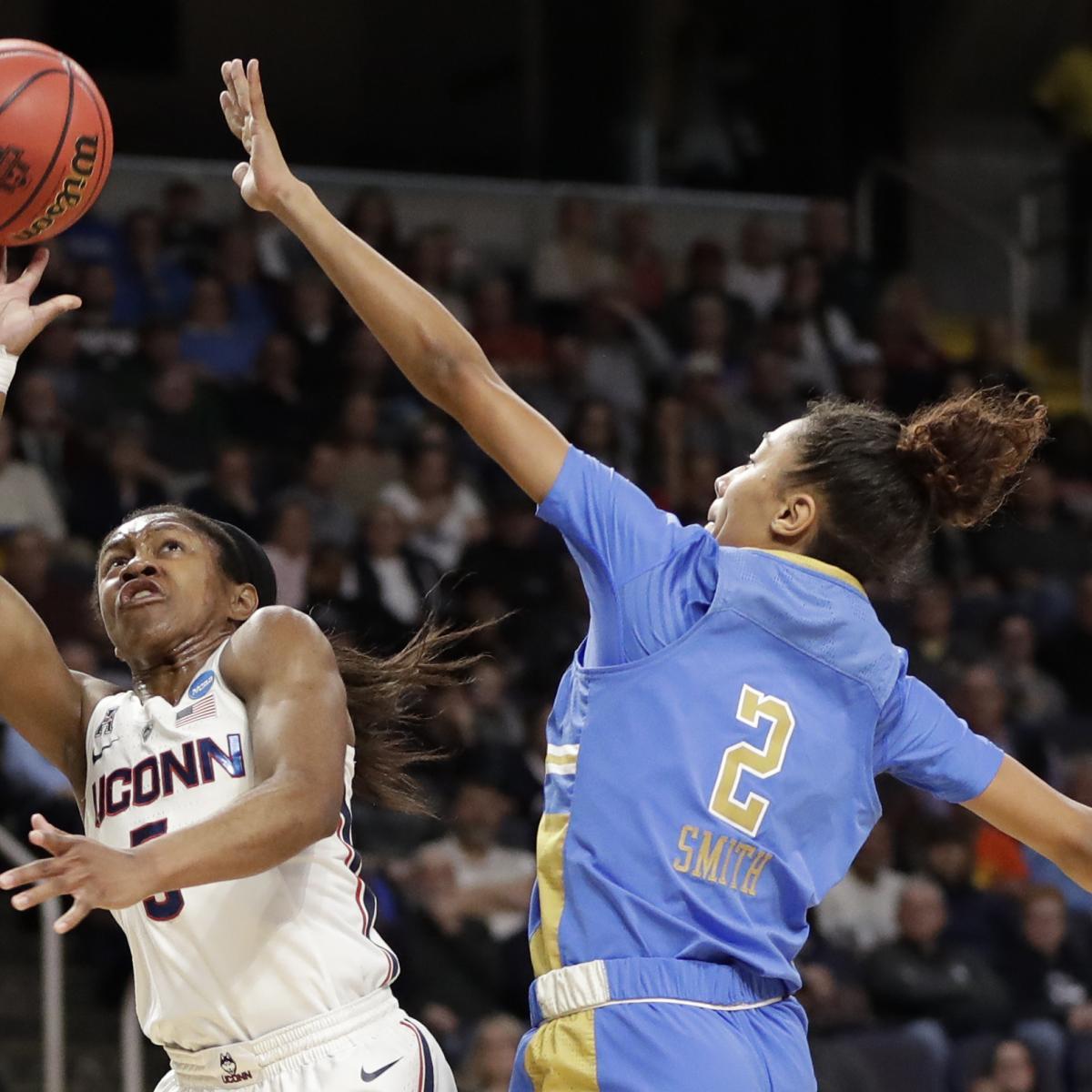 NCAA Women's Basketball Tournament 2019: Friday Sweet 16 ...