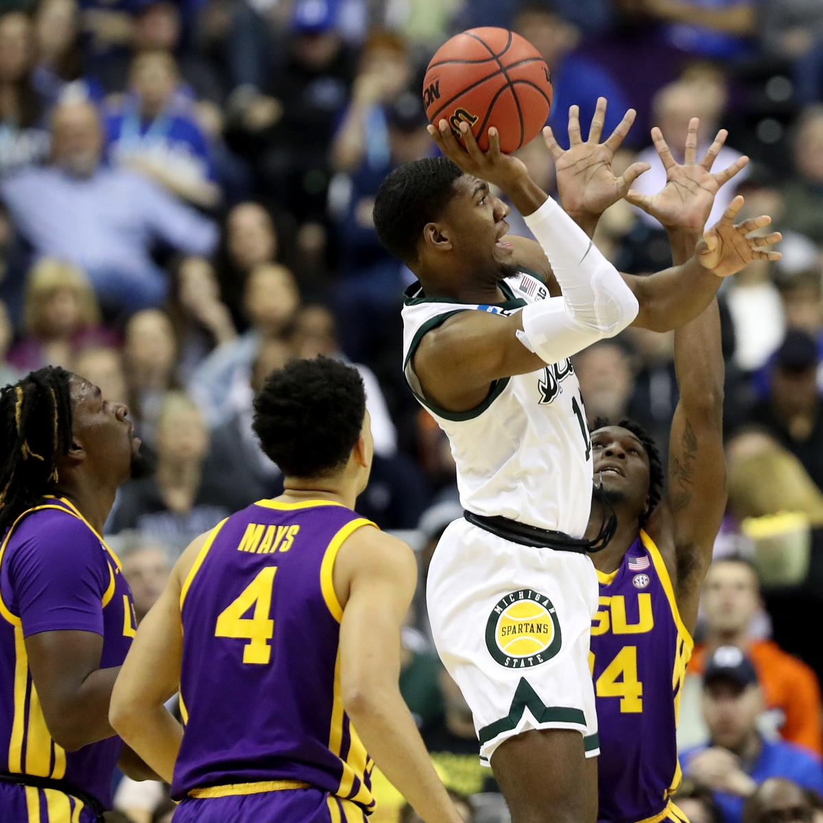 NCAA Scores 2019: Tournament Results Tracker for Friday's ...