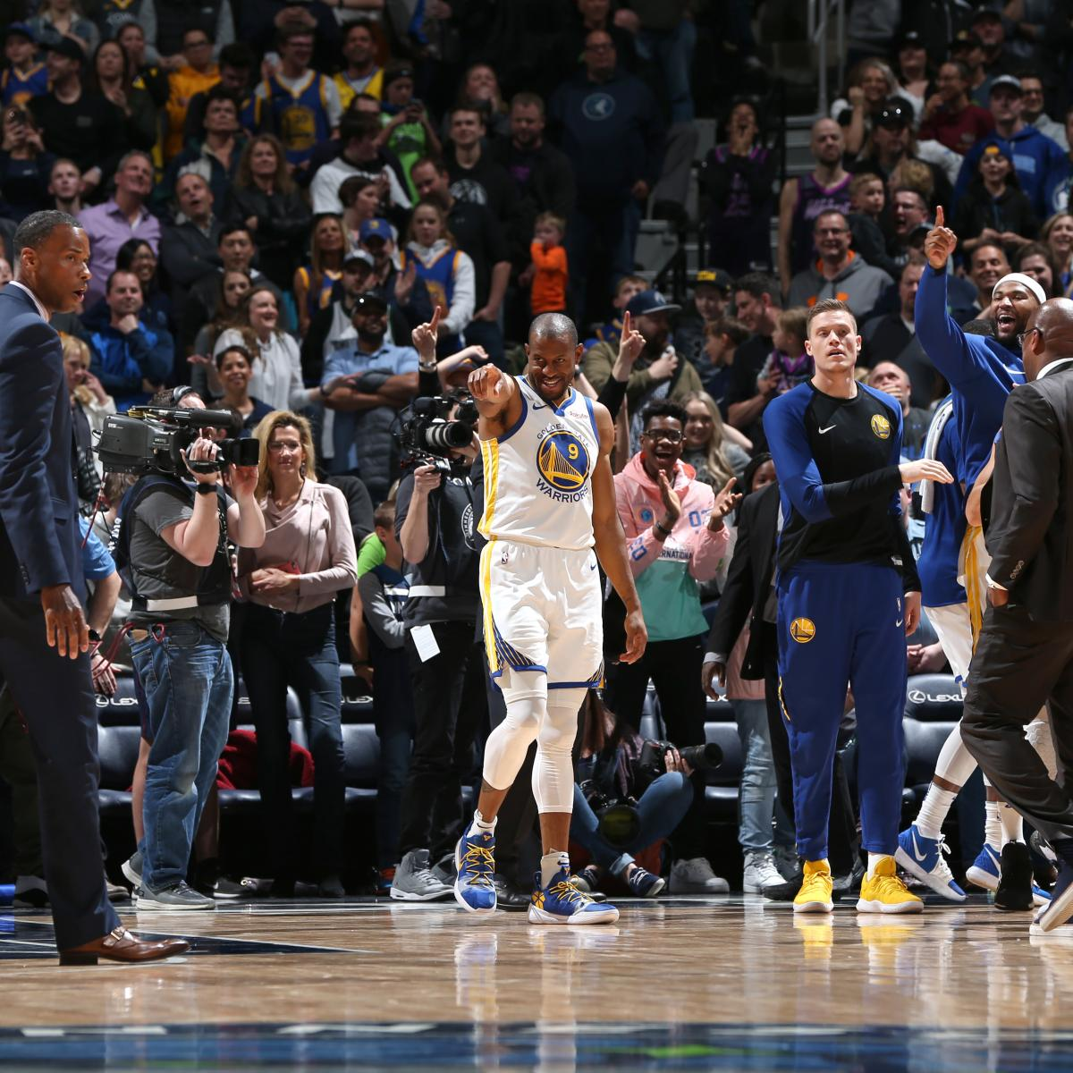 As the Minnesota Timberwolves held on for a 131-130 overtime win over the Golden State Warriors on Friday night, three stars rose to the occasion: Karl-Anthony Towns, Stephen Curry and the officiating crew...