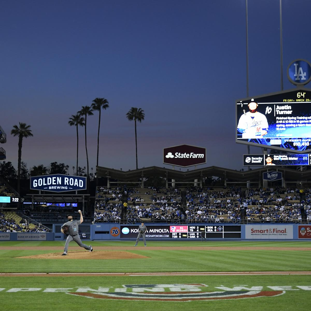 What Time Is The La Dodger Game Today: Rafael Reyna On Life Support After Fight At Dodgers Game