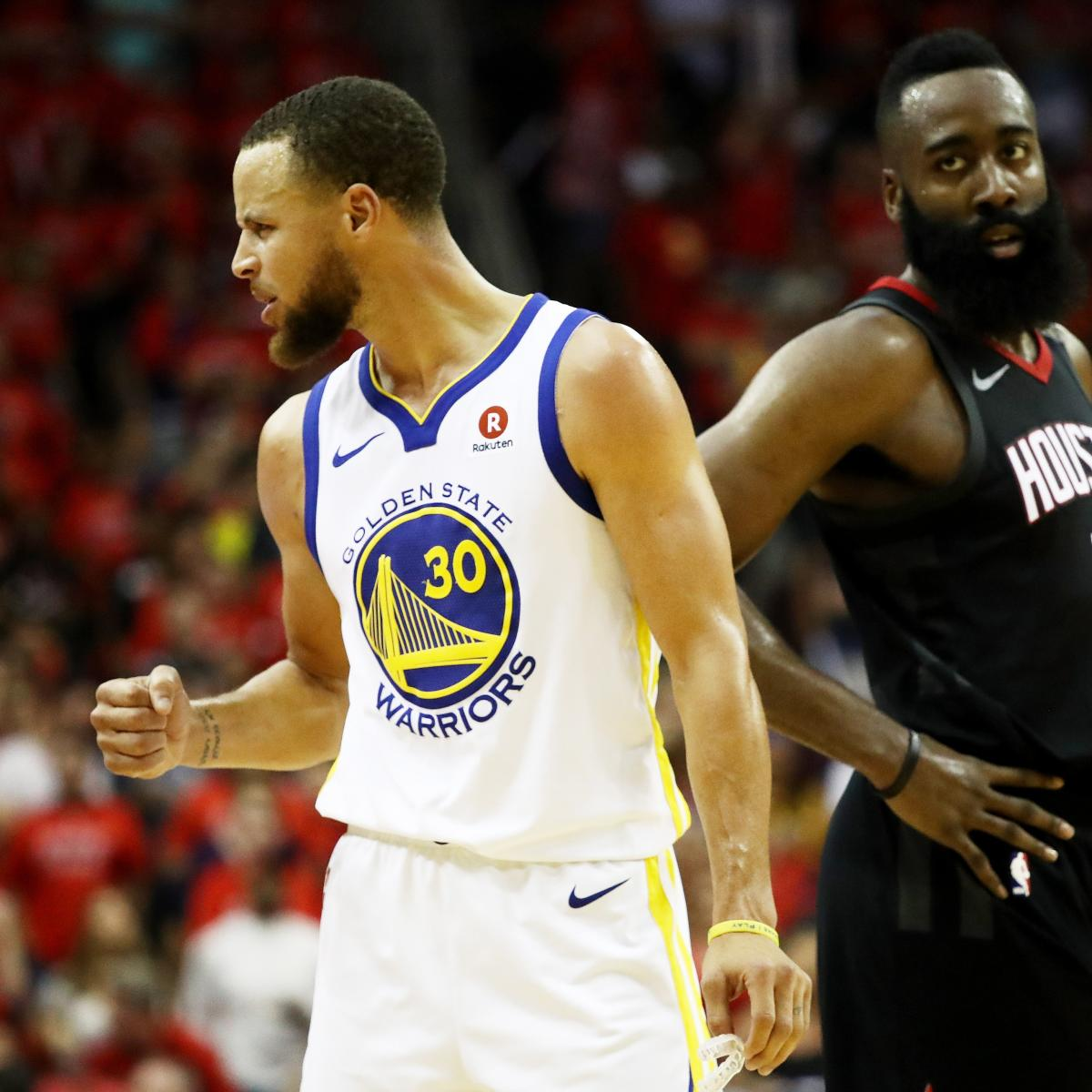 Nba2k19 James Harden: James Harden, Steph Curry Lead NBA To New Single-Season 3